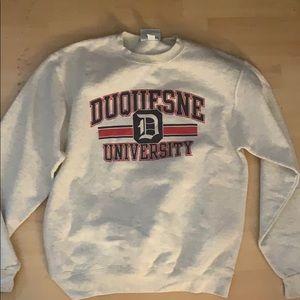 duquesne sweatshirt